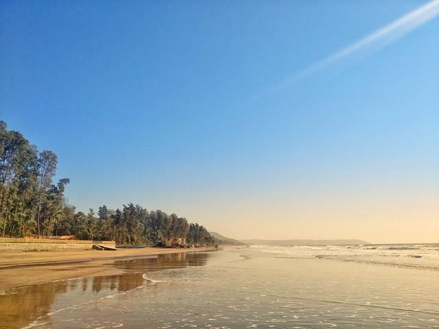 Murud Beach, Murud, Maharashtra