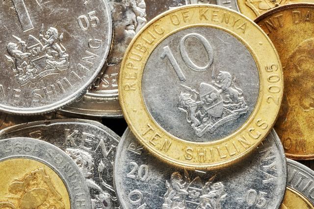 Kenyan shilling,