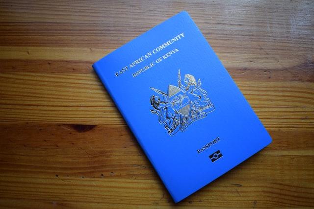 kenya passport