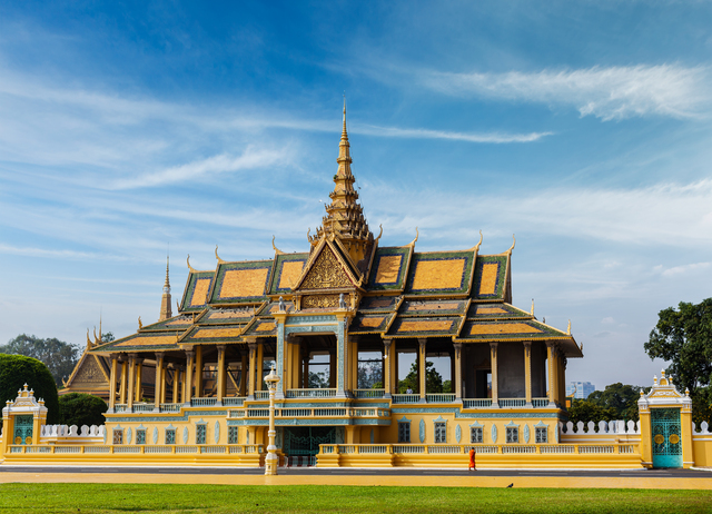 Royal Palace complex,